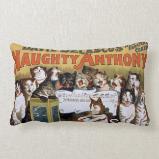 naughty anthony lumbar pillow