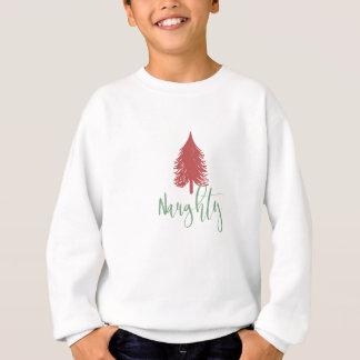 Naughty Christmas Shirt - Christmas Tree