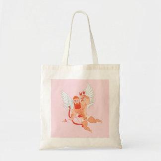 Naughty Cupid Tote Bag