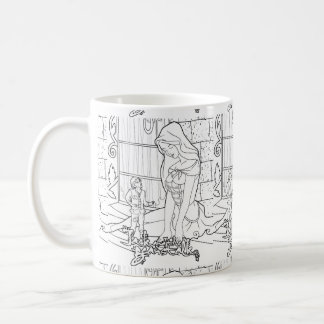 Naughty Ever After: Jack and the Beanstalk Coffee Mug