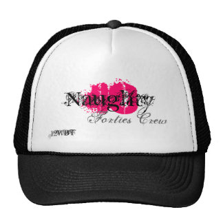 Naughty Forties 12WBT Trucker Hat