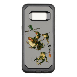 Naughty Frogs OtterBox Commuter Samsung Galaxy S8 Case