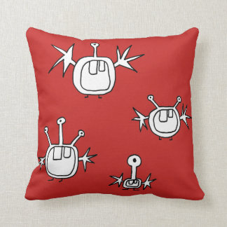 Naughty Monsters Kids Cushion