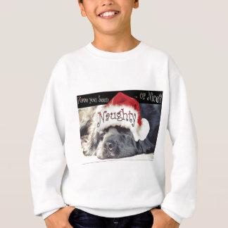 Naughty Newf Sweatshirt
