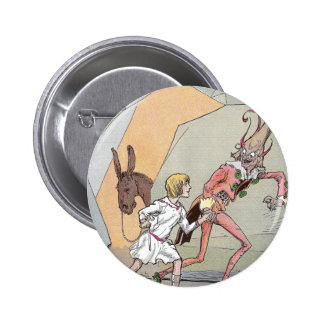 Naughty Nome in the Caverns 2 Inch Round Button