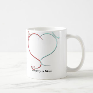 Naughty or Nice? Coffee Mug