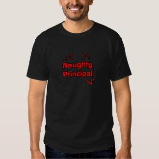Naughty Principal Tee Shirt