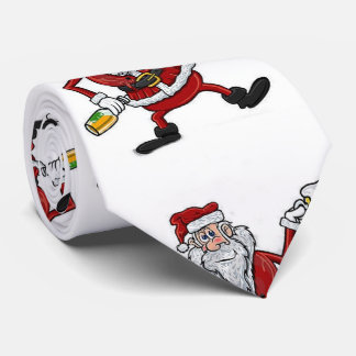 ***NAUGHTY SANTA TIE**** PERFECT TIE FOR YOUR GUY