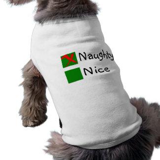 Naughty Shirt