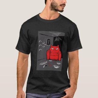 Naughty transformer cat T-Shirt