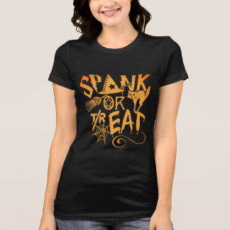 Naughty Witches Spank Or Eat T-Shirt