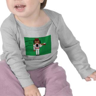 NaughtyNutcracker T Shirts