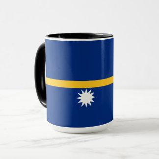 Nauru Flag Mug