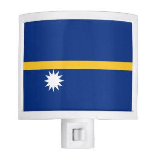 Nauru Flag Nite Lites