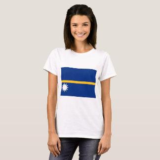 Nauru Flag T-Shirt