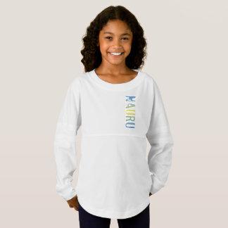 Nauru Jersey Shirt