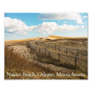 Nauset Beach Photo Print