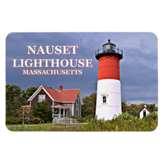 Nauset Lighthouse, Cape Cod Mass Flexi Magnet