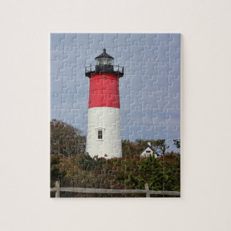 Nauset Lighthouse Jigsaw Puzzle