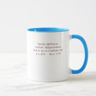 Nauset Lighthouse mug