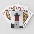 Nauset lighthouse playing cards