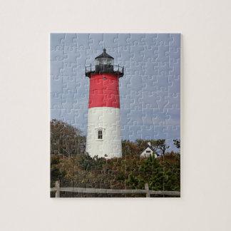 Nauset Lighthouse Puzzles