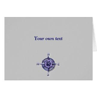 Nautic Note Card