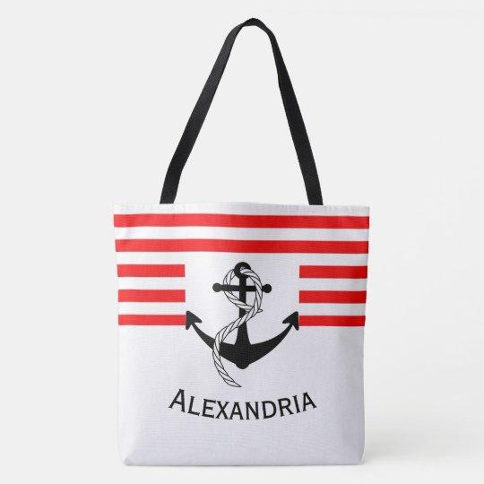 Nautica Tote Bag