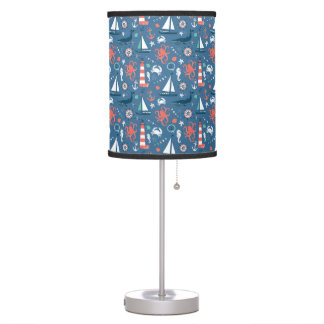 Nautical Adventure Lamp