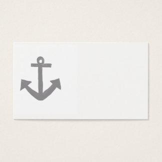 Nautical Anchor Business Card