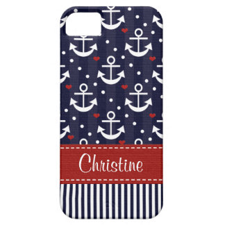 Nautical Anchor Case For The iPhone 5