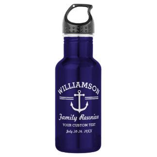 Nautical Anchor Family Reunion Trip Cruise Beach