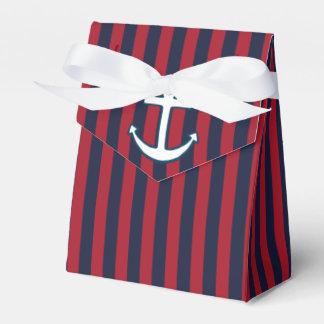 Nautical Anchor Favor Box