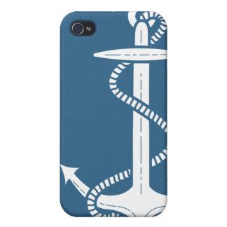 Nautical Anchor iPhone Case