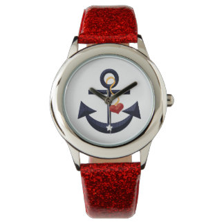Nautical Anchor Watch