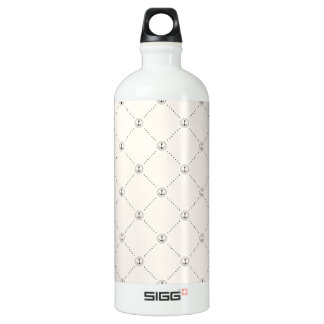 Nautical Anchors 2 Water Bottle