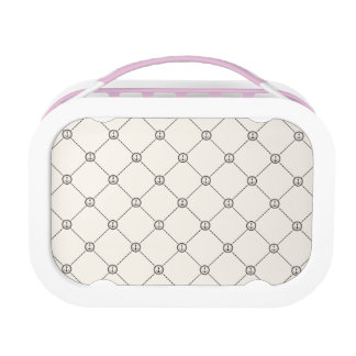 Nautical Anchors 3 Lunch Box