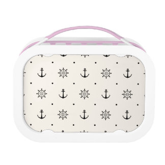 Nautical Anchors 6 Lunch Box