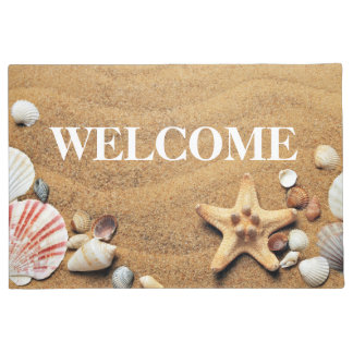 Nautical and Coastal Life is Better on the beach Doormat