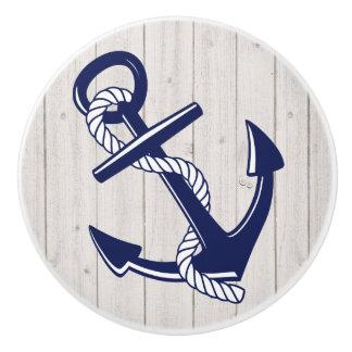 Nautical Beach Anchor Cabinet Drawer Knob