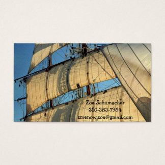 Nautical -Business Cards