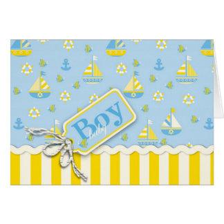 Nautical Card D