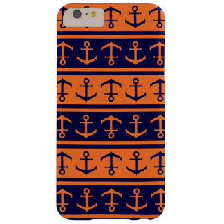 Nautical Christmas Barely There iPhone 6 Plus Case