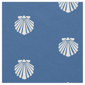 Nautical Clamshell Pick Any Color Fabric