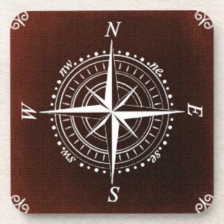 Nautical Compass Coaster