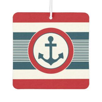 Nautical design air freshener
