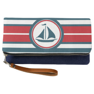 Nautical design clutch