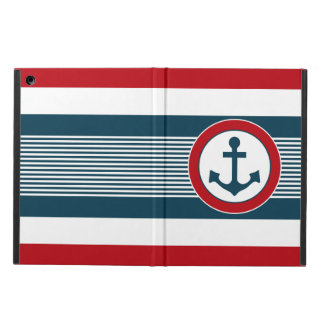 Nautical design cover for iPad air