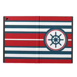Nautical design iPad air cover