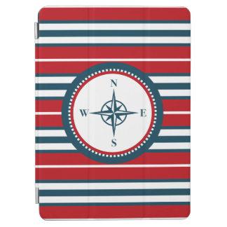 Nautical design iPad air cover